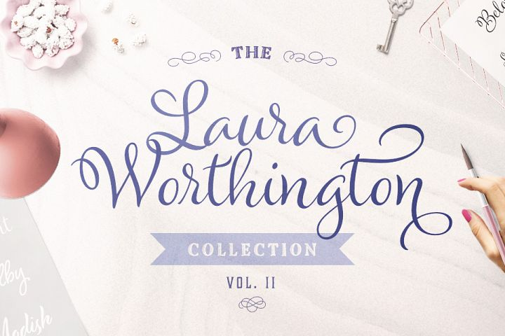 Laura Worthington Collection Volume II