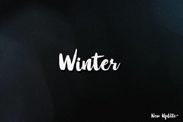 Winter Brush - New Update