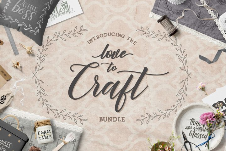 Love to Craft Bundle