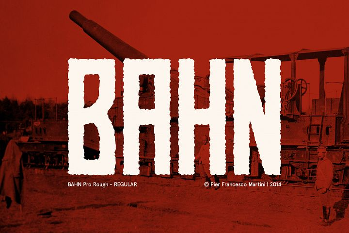 BAHN Pro Rough - REGULAR