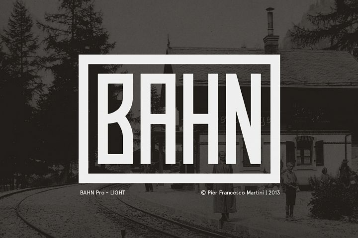 BAHN Pro Light