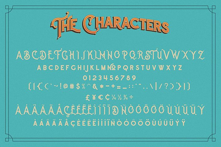 The Witch Typeface - Free Font of The Week Design 2