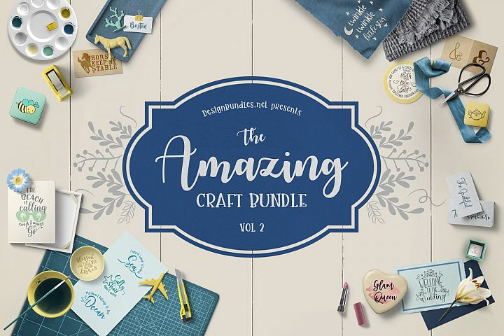 The Amazing Craft Bundle II