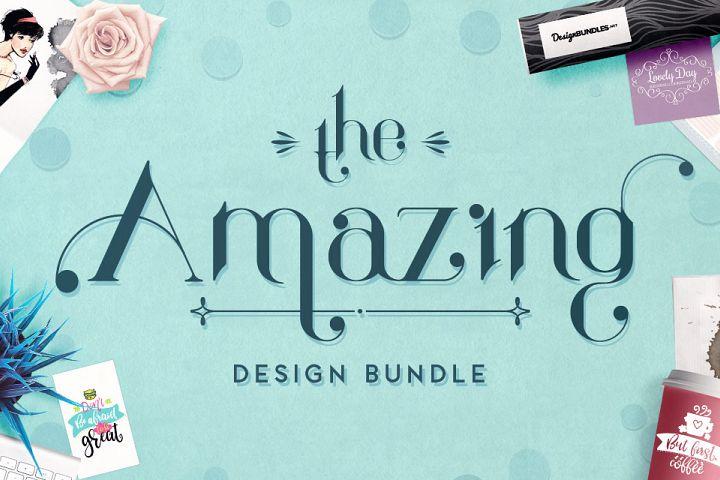 The Amazing Design Bundle