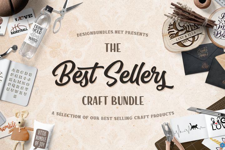 The Best Seller Craft Bundle