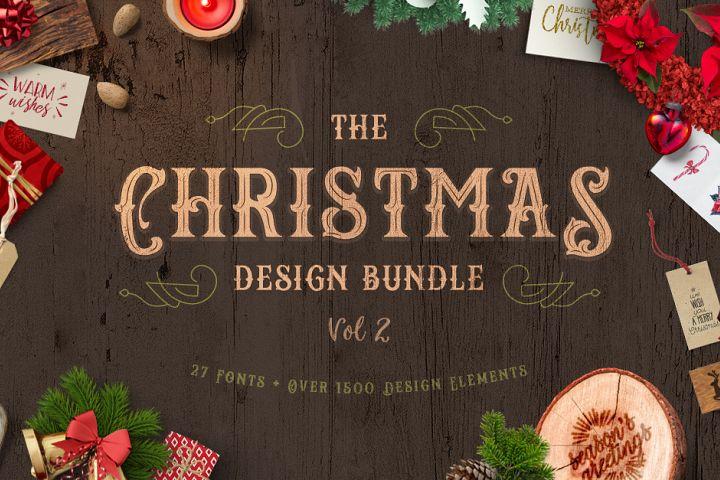 Christmas Design Bundle Vol II