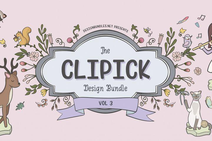 The Clipick Bundle Volume III