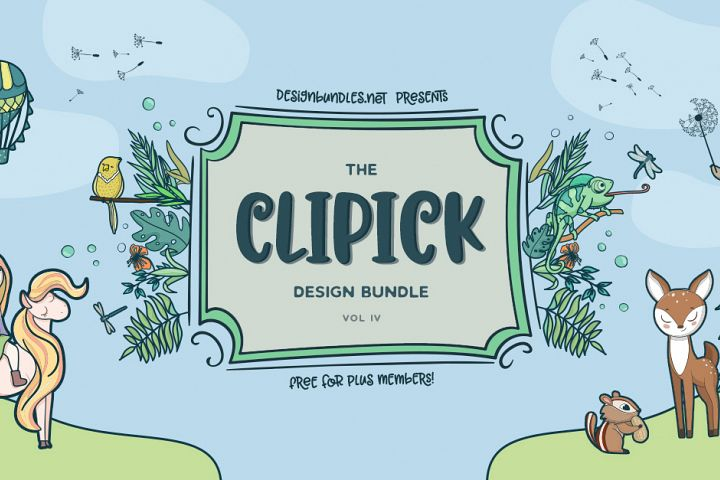 The Clipick Bundle Vol IV