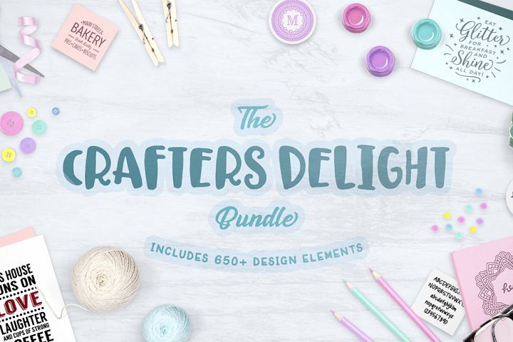 Crafters Delight Bundle