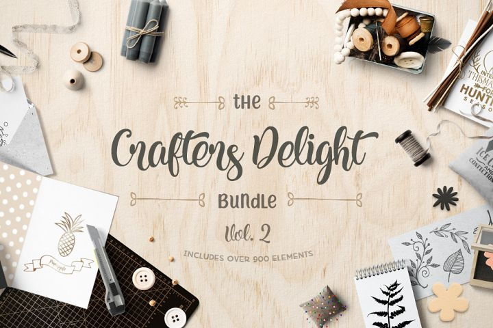 The Crafters Delight Volume II
