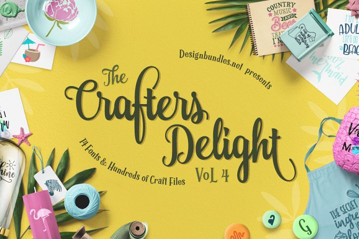 Crafters Delight Volume IV