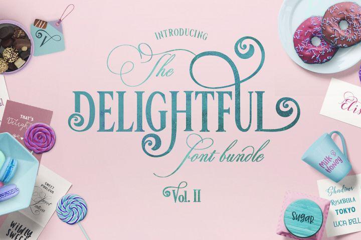 The Delightful Bundle Vol II