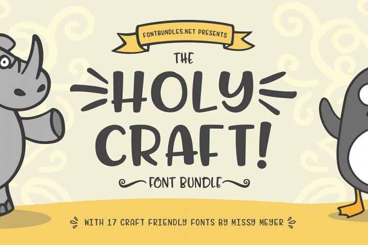 The Holy Craft Bundle