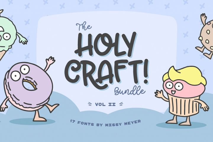 The Holy Craft Bundle Vol II