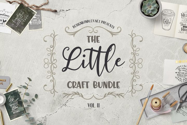 The Little Craft Bundle II