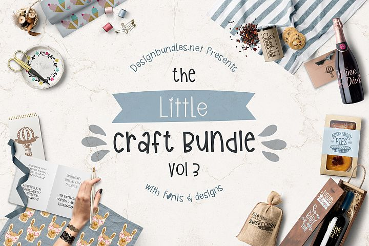 The Little Craft Bundle III