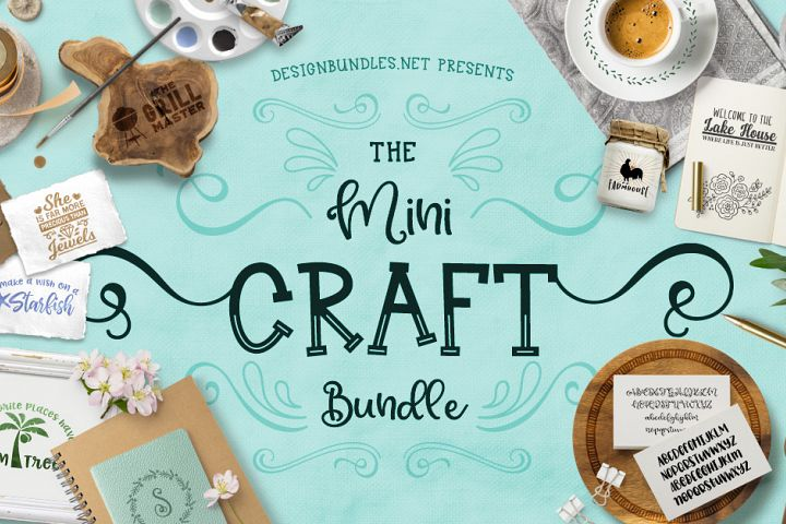 The Mini Craft Bundle