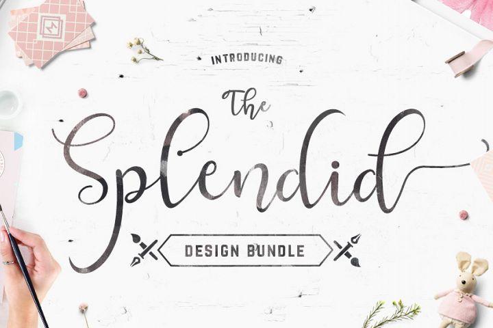 The Splendid Design Bundle