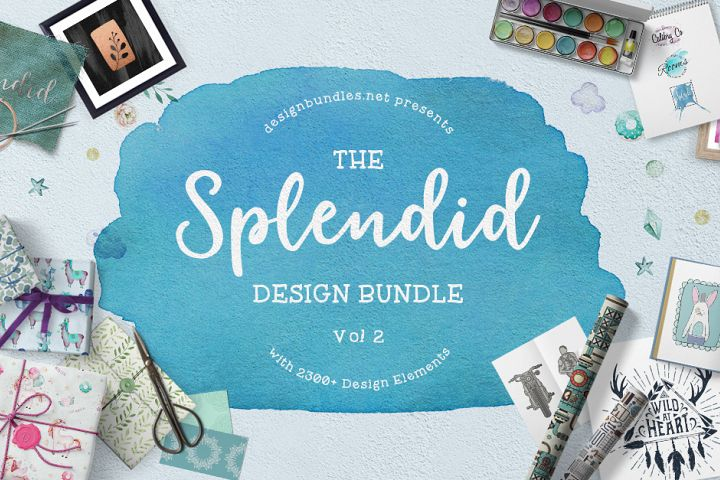 The Splendid Design Bundle Volume II