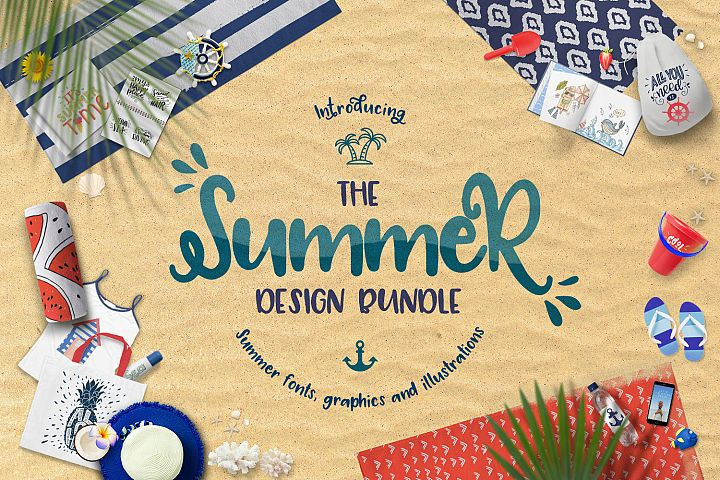 The Summer Design Bundle