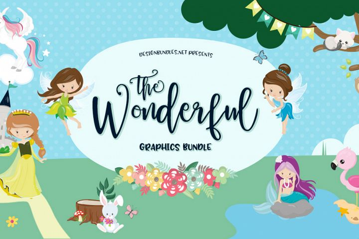 The Wonderful Graphics Bundle