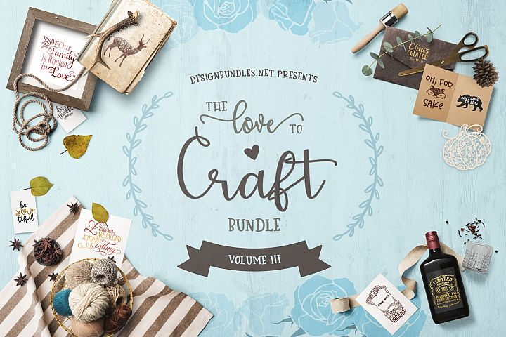 Love to Craft Volume III