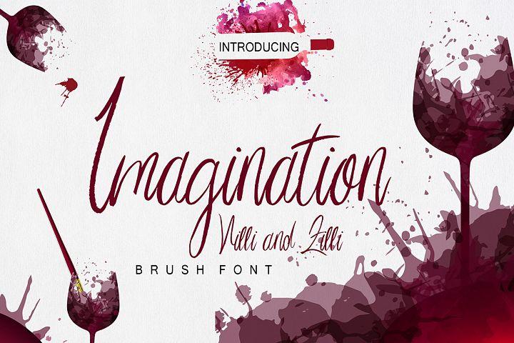 Imagination Script Font