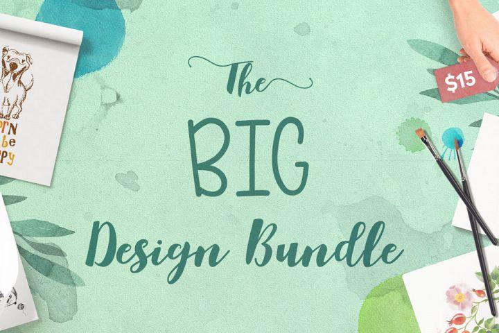 Big Design Bundle