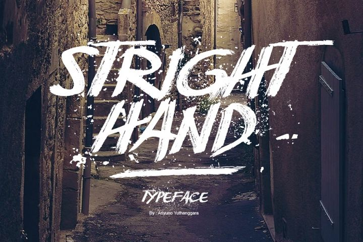 Stright Hand
