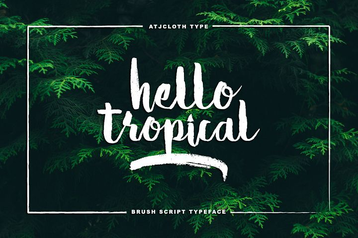 Hello Tropical