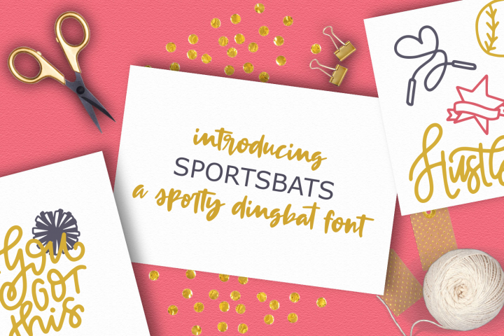 SPORTSBATS - Sporty Dingbats & Catchwords