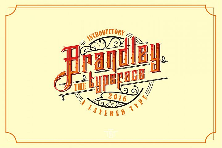 Brandley - Free Font of The Week