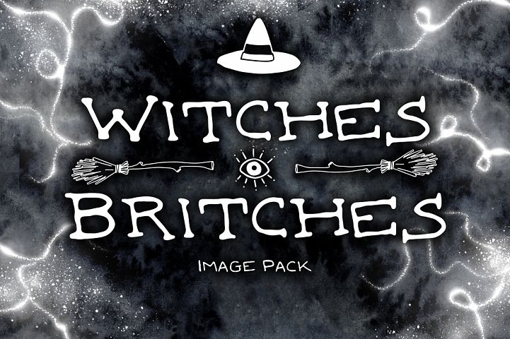 Witches Britches Image Pack
