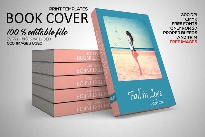Book covers design bundles story book cover template maxwellsz