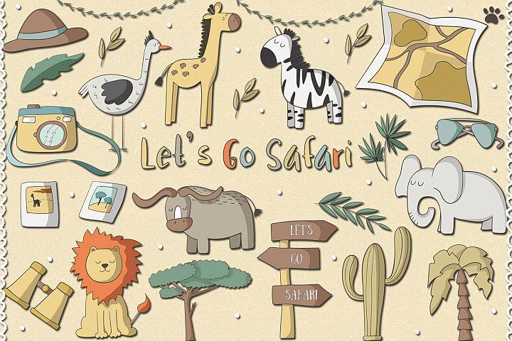 Lets Go Safari