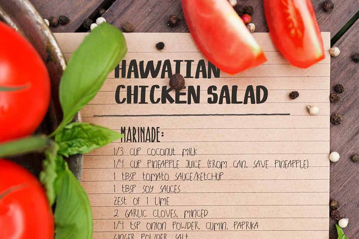 Recipe Daily - Free Font of The Week Design 2