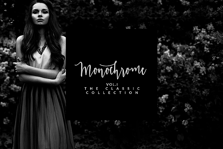 Monochrome-Vol. I The Classic Collection