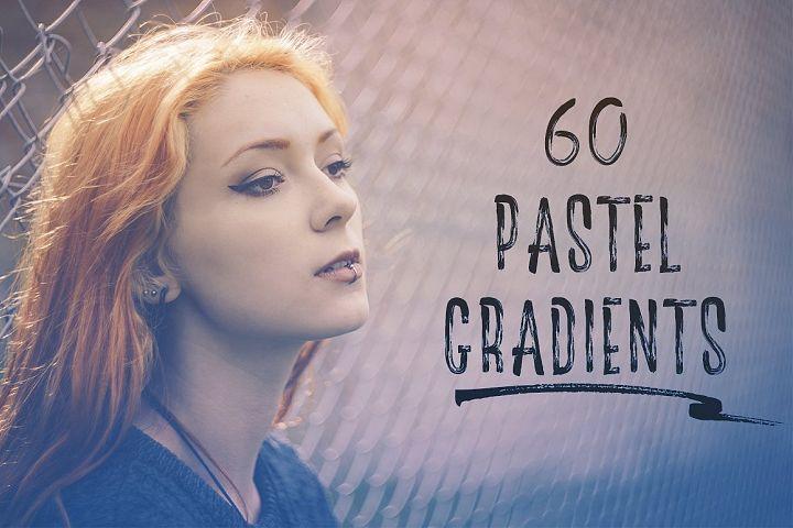 60 Pastel Gradients