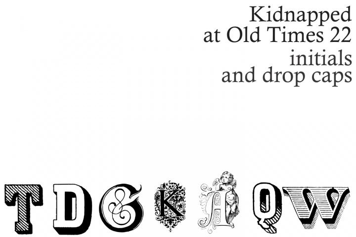 Kidnapped at Old Times 22