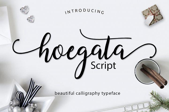 Hoegata Script