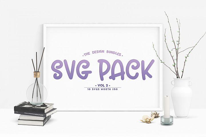 SVG Pack Volume II