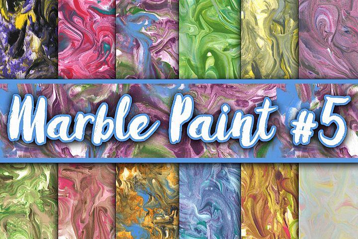 Marble Paint Textures - Set 5