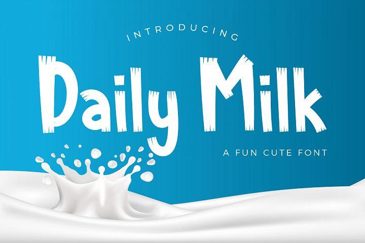 Daily Milk