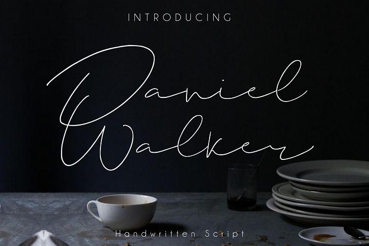 Daniel Walker Script