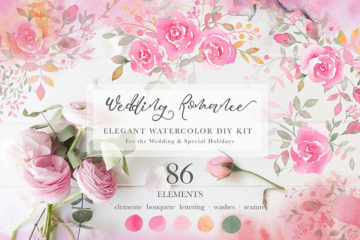 Wedding Romance: DIY Kit