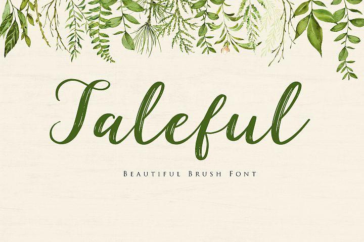 Taleful Script