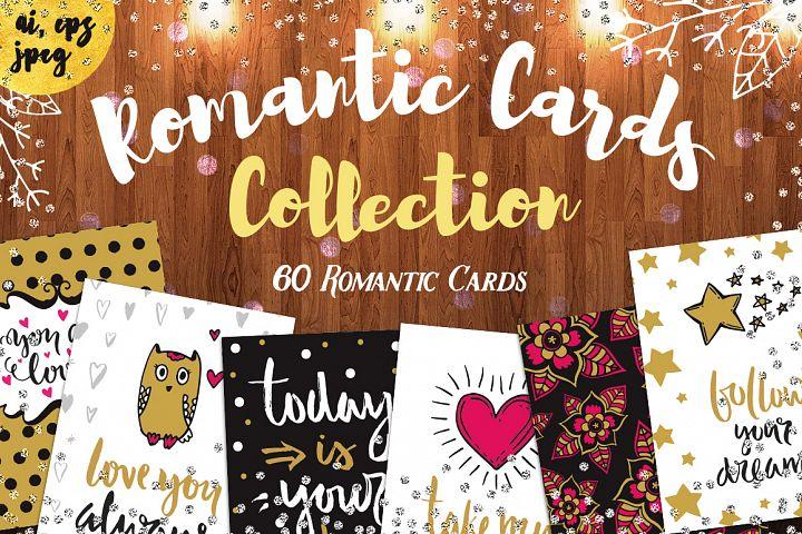 60 Valentines Day Romantic Cards #4