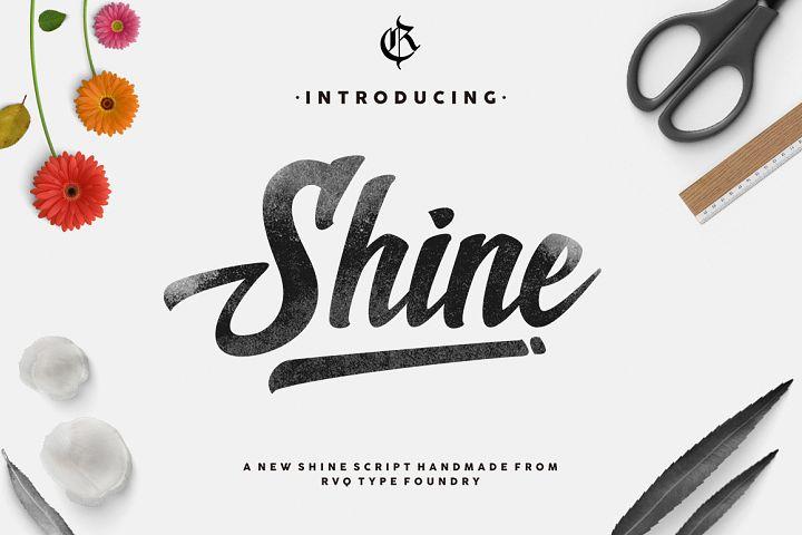 New Shine Script