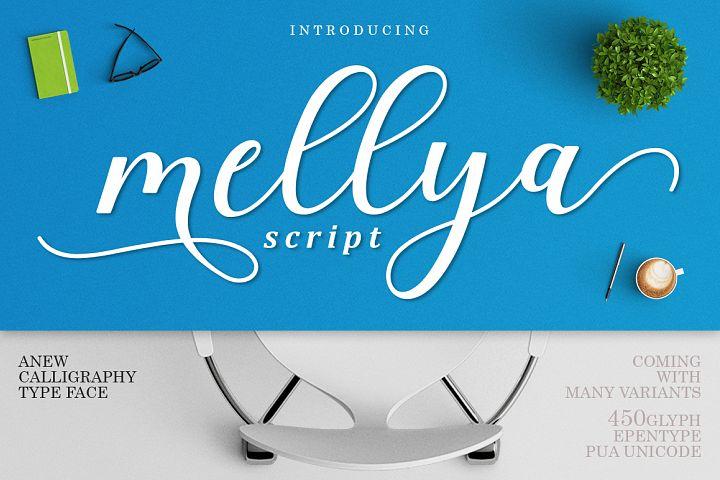Mellya Script