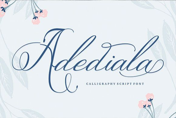 Adediala - Free Font of The Week